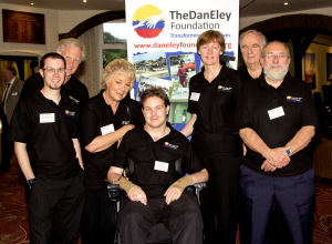 The Dan Eley Foundation Charity launch party in June 2012
