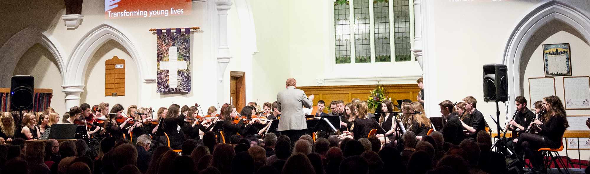The Dan Eley Foundation Fundraising fundraising concert with Godalming College music students