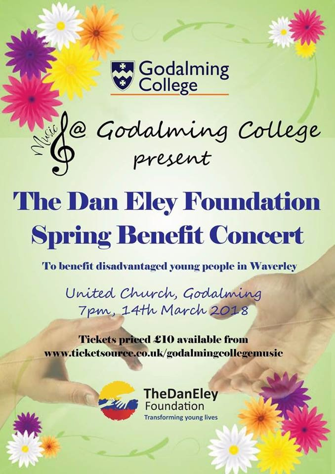 The Dan Eley Foundation Spring Benefit Concert 2018